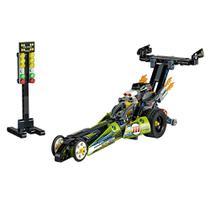 Lego Technic Dragster 225 Peças 42103 -