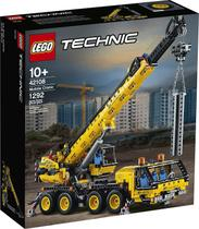 LEGO Technic - Guindaste Móvel - LEGO 42108 -