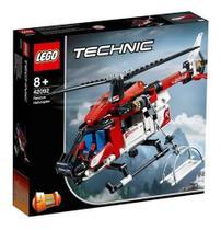 Lego Technic - Helicóptero De Resgate - 42092 - Mga