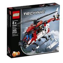 LEGO Technic - Helicóptero de Resgate - 42092 -