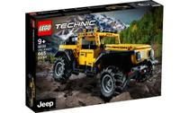 Lego Technic Jeep Wrangler 665 Peças 42122 -