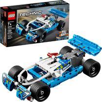 Lego Technic Lego Perseguição Policial 42091 -