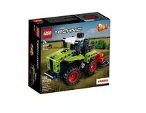 LEGO Technic Mini Claas Xerion 130 Peças - 42102 -