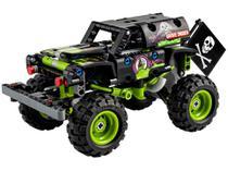 LEGO Technic Monster Jam Grave Digger 212 Peças - 42118