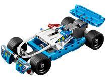 LEGO Technic Perseguição Policial 120 Peças - 42091