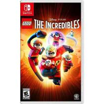 Lego The Incredibles Nintendo Switch Midia Fisica -
