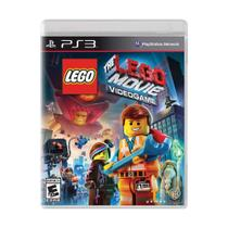 LEGO The Lego Movie Videogame - PS3 - Tt Games