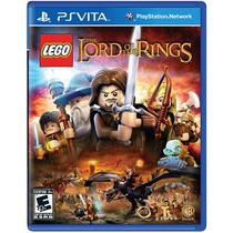 Lego The Lord Of The Rings - Ps Vita - Sony