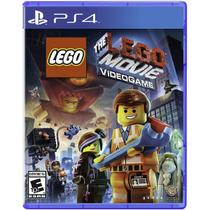 Lego The Movie Videogame - Ps4 - Sony