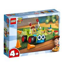 LEGO Toy Story 4 - Woody e RC - 10766 -