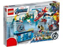 LEGO Vingadores  A Ira de Loki 223 Peças - 76152
