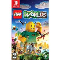 Lego Worlds Nintendo Switch Midia Fisica -