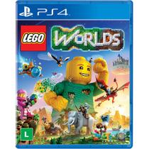 Lego Worlds - PS4 - Wb games