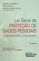 Lei Geral de Proteção de Dados e Suas Repercussões no Direito Brasileiro - 2ª Edição (2020) - Rt - Revista Dos Tribunais