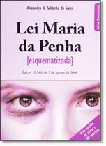 Lei Maria da Penha Esquematizada - Ferreira -