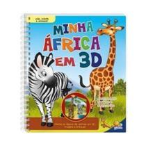 Leia monte brinque - minha africa em 3d - todolivro -