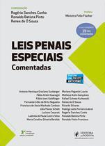 Leis Penais Especiais Comentadas - 3ª Edição (2020) - Juspodivm -