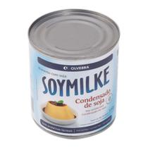 Leite Condensado de Soja Soymilke 330g - Choco Soy
