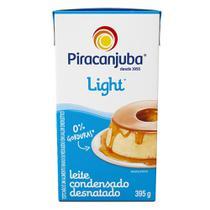 Leite Condensado Light Piracanjuba 395g -