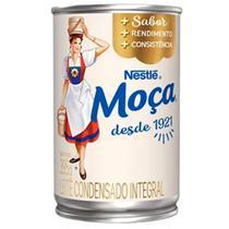 Leite condensado Moça 395g Confeiteira Boleira Envio Ja - Nestlé
