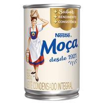 Leite Condensado Moça Lata 395g - Nestlé - Nestle