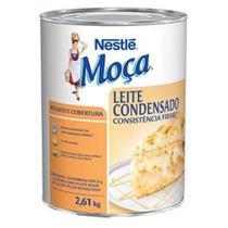 Leite Condensado Moça Nestlé Consistência Filrme 2,61kg -