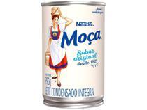 Leite Condensado Nestlé Moça Original Lata 395g -
