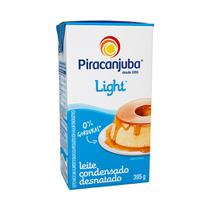 Leite Condensado Piracanjuba Desnatado Light 395g -