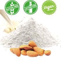 Leite de Amêndoas em Pó 500g Vegano Sem Lactose Sem Glúten Bebida Vegetal - Living Essence