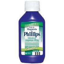 Leite de magnésia phillips hortela 120ml - Aspen -