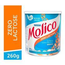Leite Em Po Molico Zero Lactose 260G -