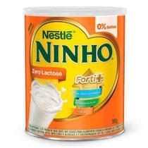Leite Em Pó Ninho Forti+ Zero Lactose 380g -