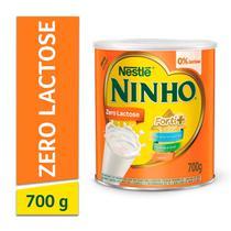 Leite em Pó Ninho Zero Lactose 700g -