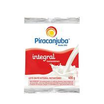 Leite em Pó Piracanjuba Integral Instantâneo 400g -