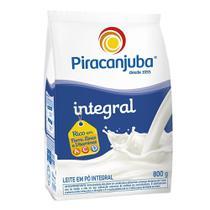 Leite em Pó Piracanjuba Integral Pouch 800g -