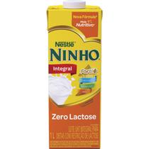 Leite Integral Zero Lactose Ninho Neltlé 1L -