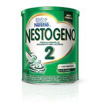 Leite Nestogeno 2 400g + C320 -