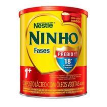 Leite Ninho Fases 1+ Composto Lácteo 400g - Nestlé