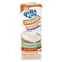Leite Piracanjuba Integral Pirakids Crescer Zero Lactose 1 Litro -