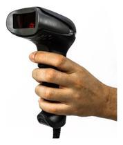 Leitor Código De Barras Laser Com Fio  Usb - Knup