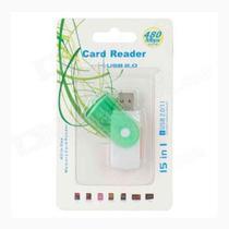 Leitor de cartão 15 em 1 USB 2.0 - Webstore