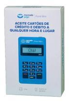 Leitor De Cartão  Conexão Via Bluetooth Point Mini Bluetooth D150 Azul -