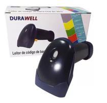 Leitor de Código de Barras Laser USB Cabo 1,75M S/PEDESTAL - Durawell