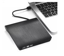Leitor E Gravador Externo DVD CD RW USB 3.0 2.0 Drive Portátil - Super Slim Drive