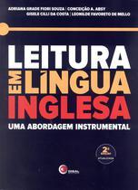 LEITURA EM LINGUA INGLESA - 2ª ED - Disal Editora