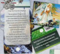 Lembrança cartão anjo da guarda - Armazem