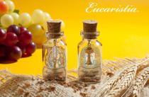 Lembrança vidro eucaristia - Armazem