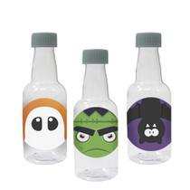 Lembrancinha Mini Garrafinha Halloween 50ml 10 unidades - Festabox