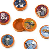 Lembrancinha Mini Latinha Festa Naruto 10 unidades - Festabox