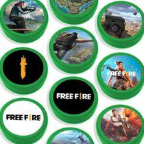 Lembrancinha Mini Latinha Free Fire - 10 unidades - Extra Festas